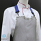 Butcher Protective Aprons Made From Stainless steel wire 55 x 85 cm with adjustable textile strap