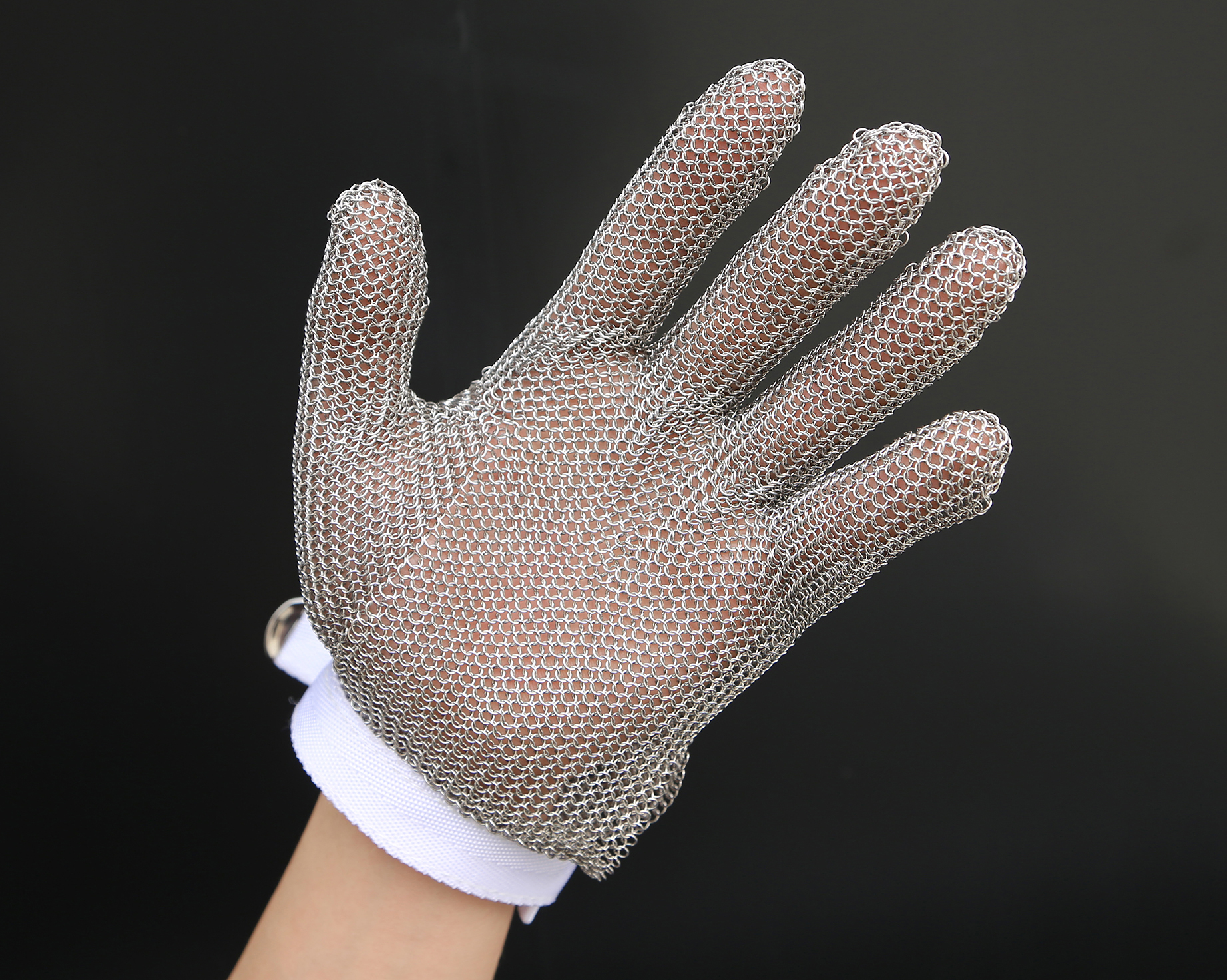 The Main Metal Mesh Glove Type Offered By Zhonghe Ring Mesh Product Co., Ltd